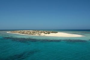 HAMATA ISLAND: escursione giornata intera in barca